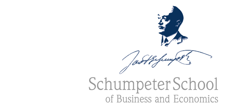 Rostrosa Logo Schumpeter School of Business and Economics